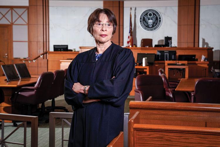 Judge Phyllis Hamilton