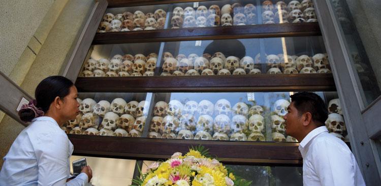 skull display