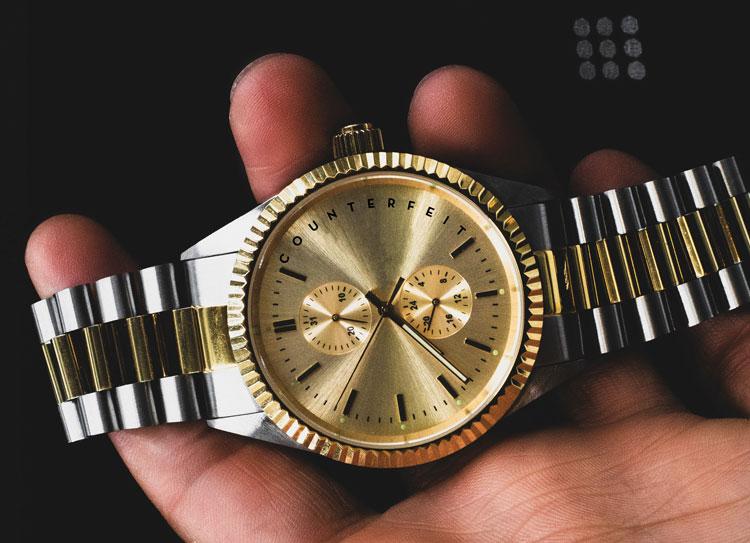 counterfeit watch