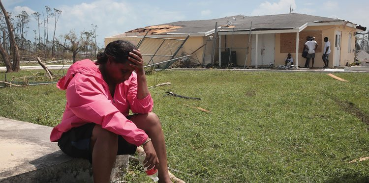 Bahamas  disaster