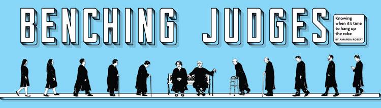 Judges aging