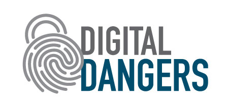 Digital Dangers logo.