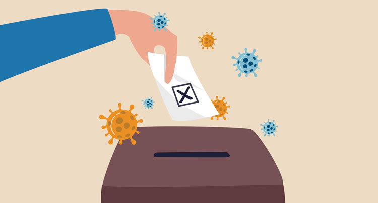 Voting and Covid-19
