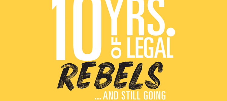 Legal Rebels header