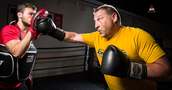 These lawyers battle in the boxing ring as well as the courtroom