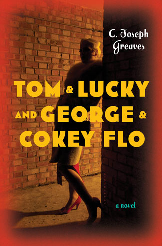 Tom & Lucky Book Cover