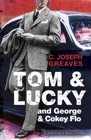 Tom & Lucky Book Cover UK Version