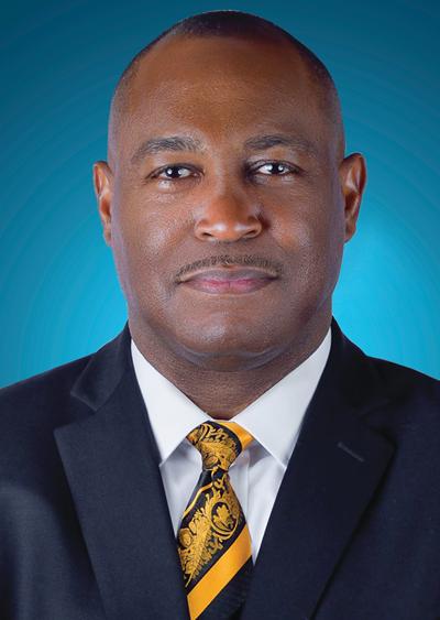 Judge Dwayne Woodruff