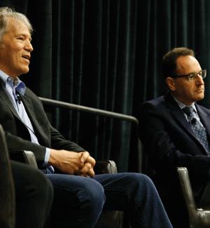David Kelley and Jonathan Shapiro