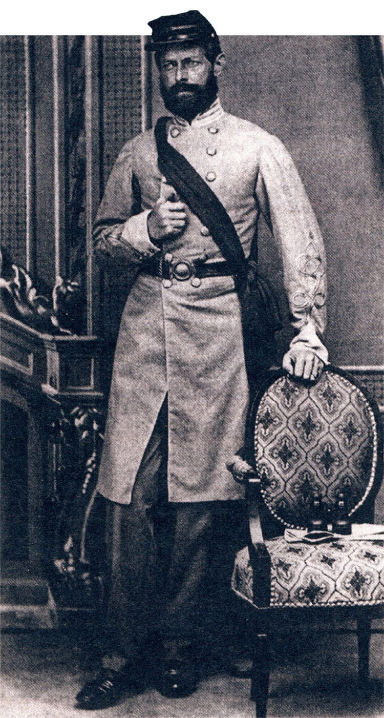 Captain Heinrich Hartmann Wirz