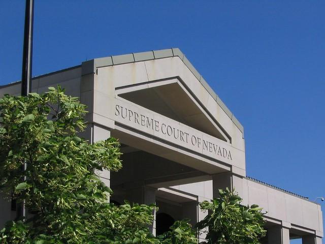 Nevada Supreme Court building