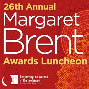 Margaret Brent awards logo