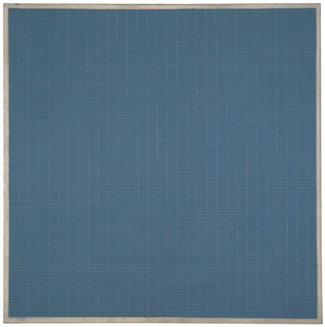 The Night Sea by Agnes Martin