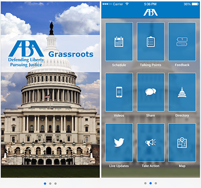 ABA Day app