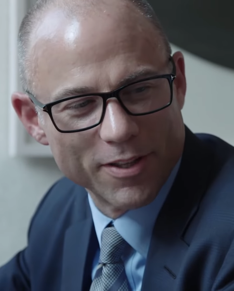 Michael Avenatti in May 2018