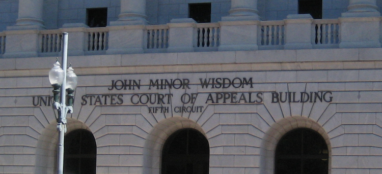 5th Circuit Court building Wikimedia Commons