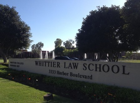 Whittier Law to close; profs fighting to keep it open