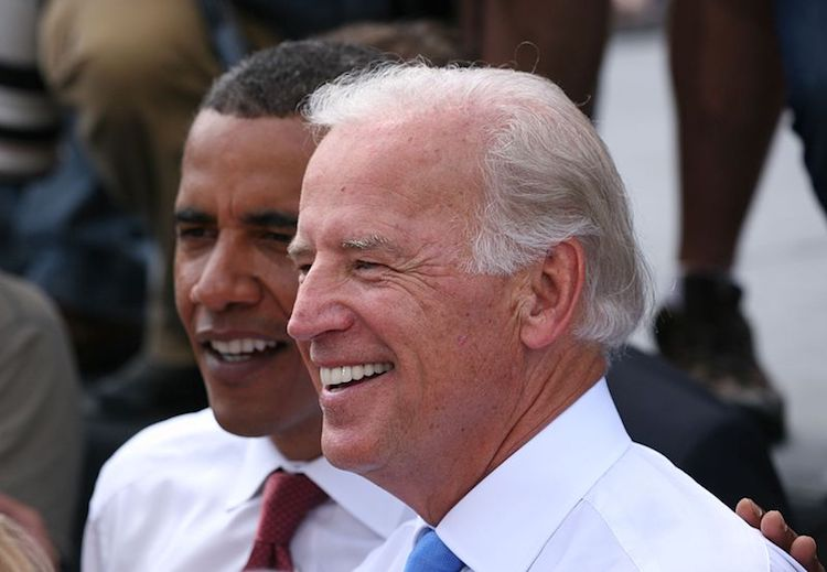 Biden and Obama in 2008