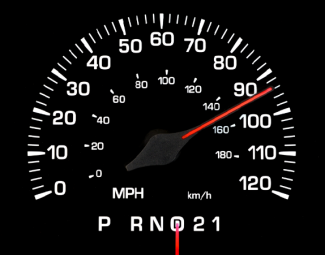 95 mph