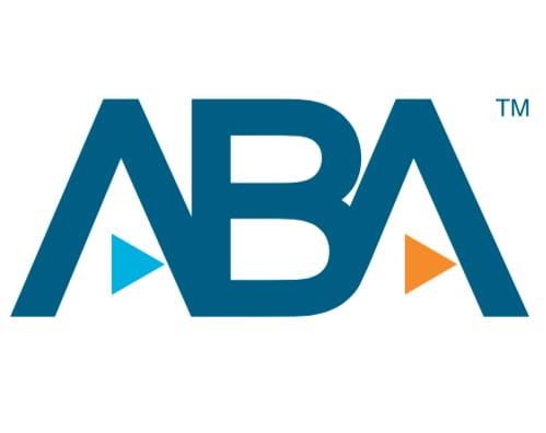 new ABA logo