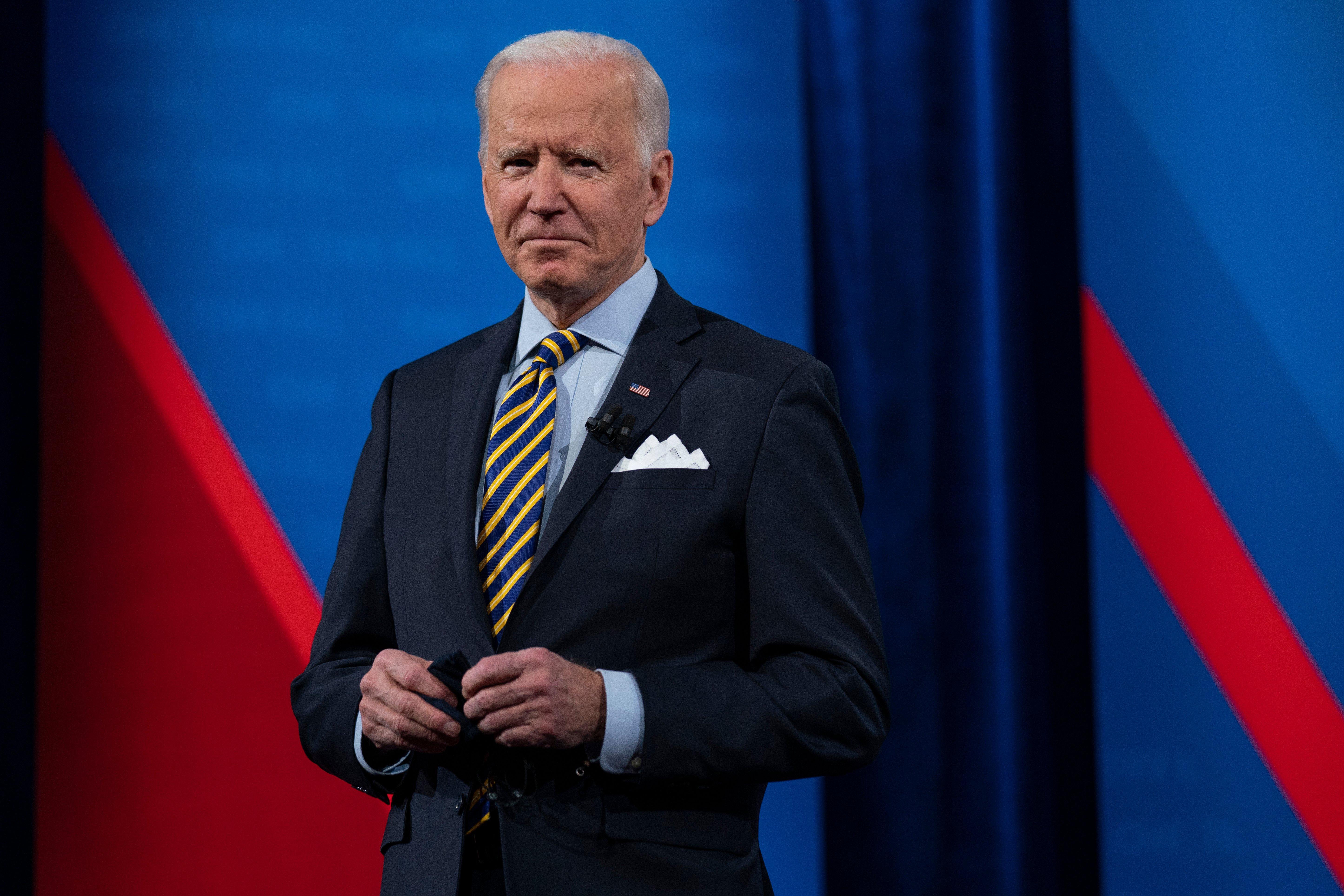 President Joe Biden AP photo