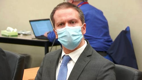 AP Photo Chauvin jury verdict