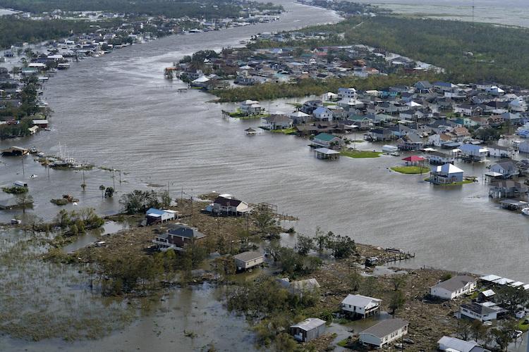 AP photo Hurricane Ida
