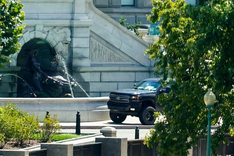 AP pickup truck bombing Aug 19 2021