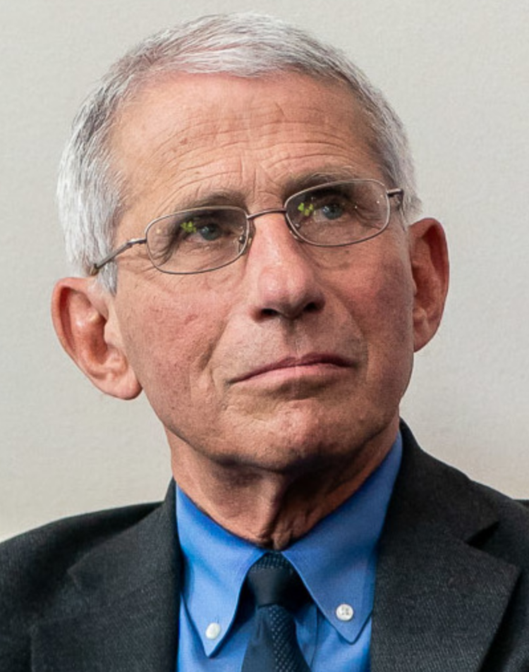 Anthony Fauci 2020
