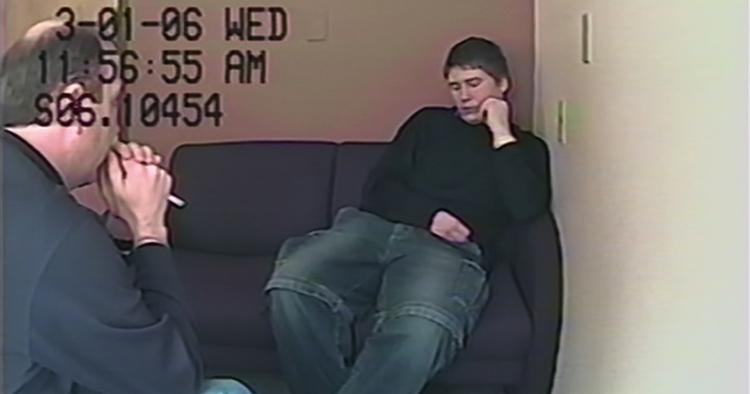 Brendan Dassey. Netflix