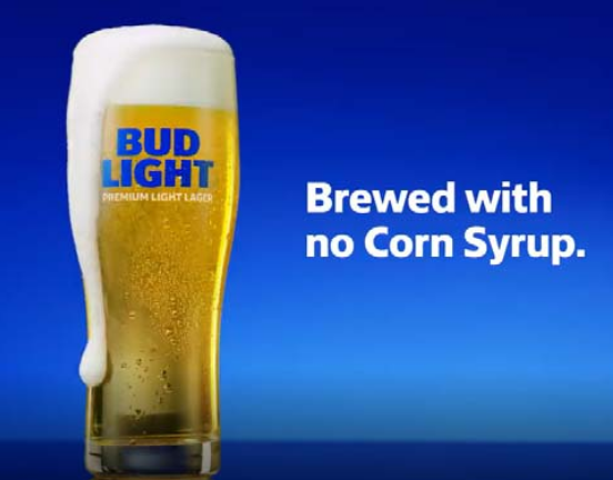 Budlight commercial
