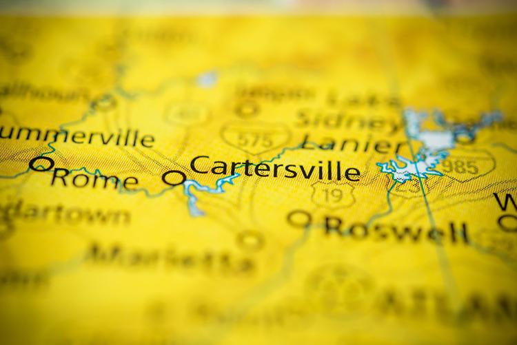 Cartersville Georgia