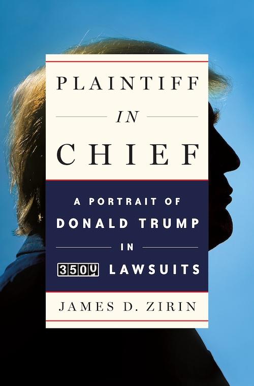Cover of book Plaintiff in Chief