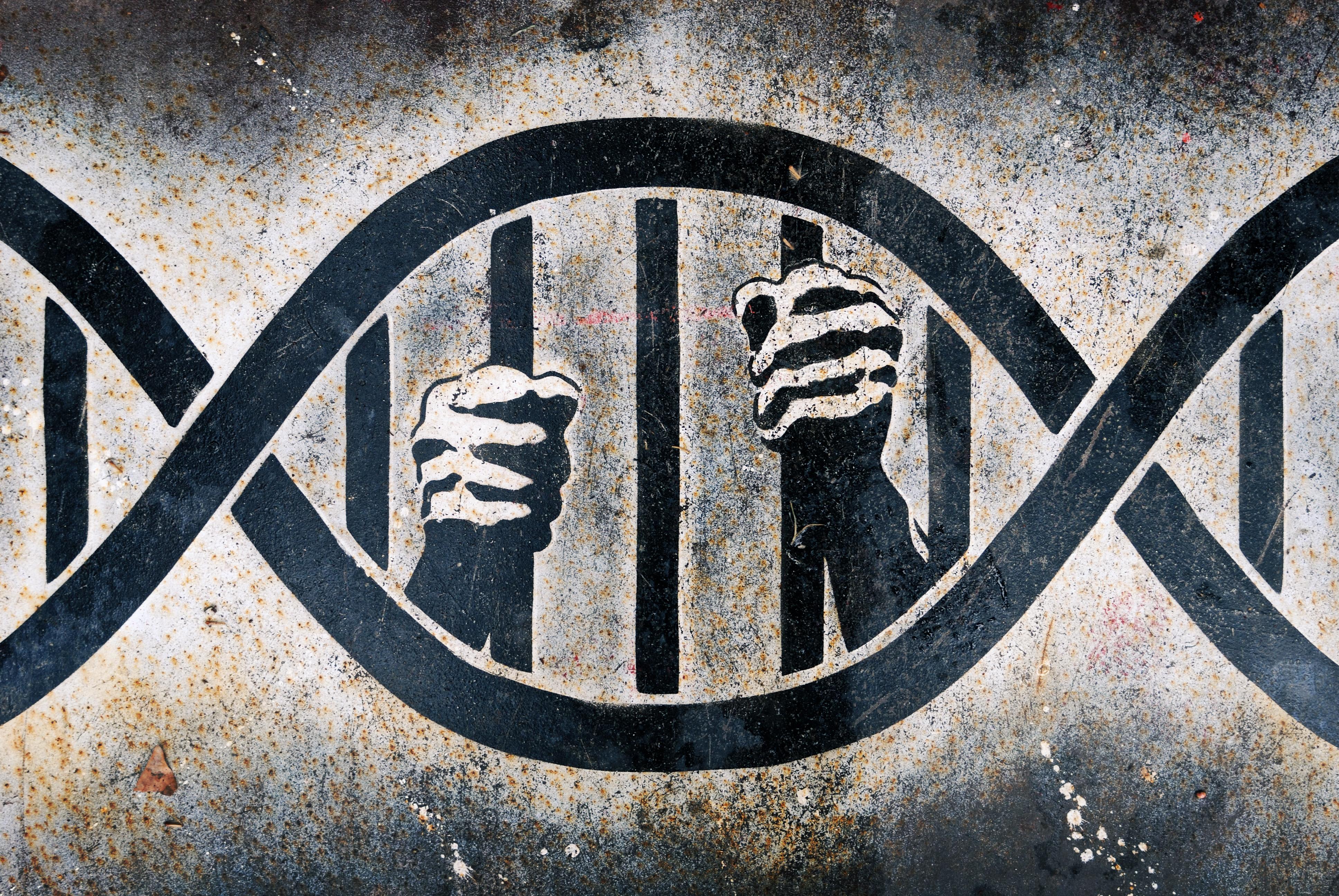 DNA prison