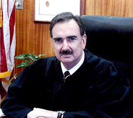 Judge David Ezra