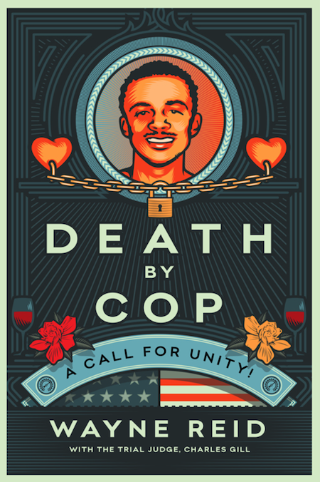 Death by Cop new book cover