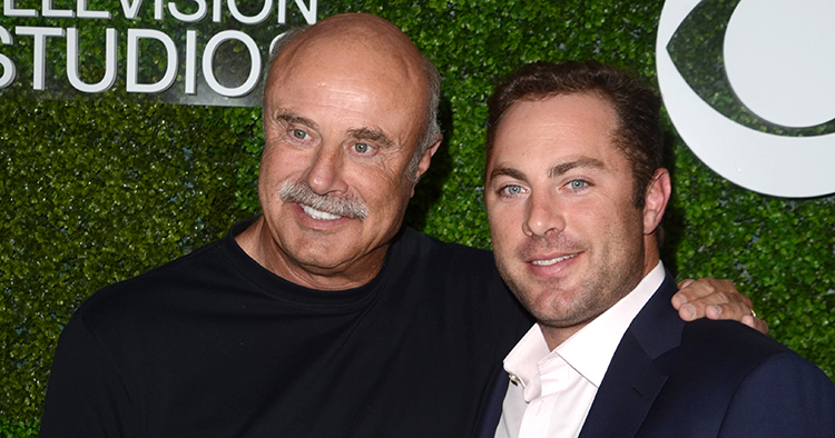Dr. Phil and son