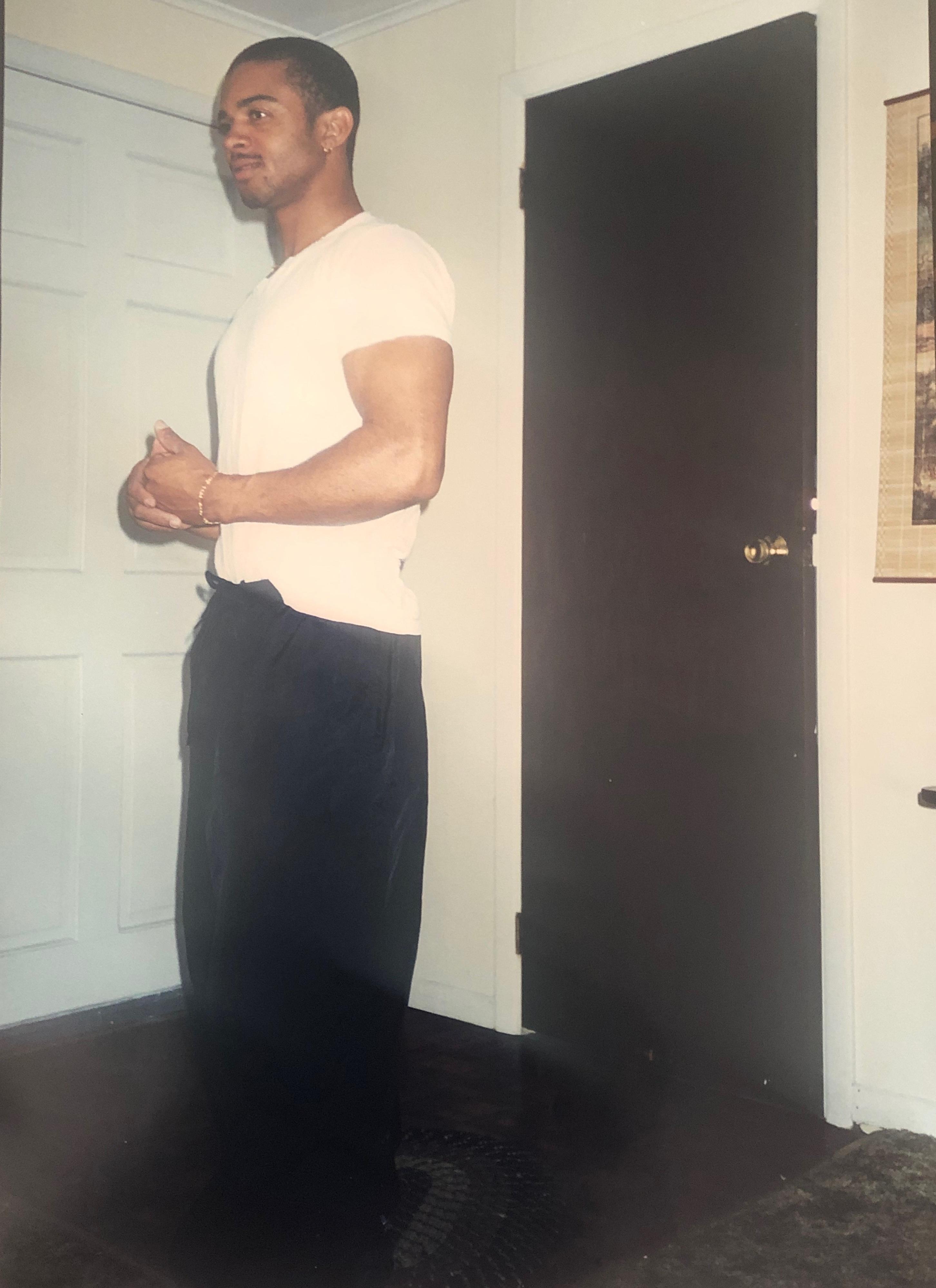 Franklyn Reid in 1998
