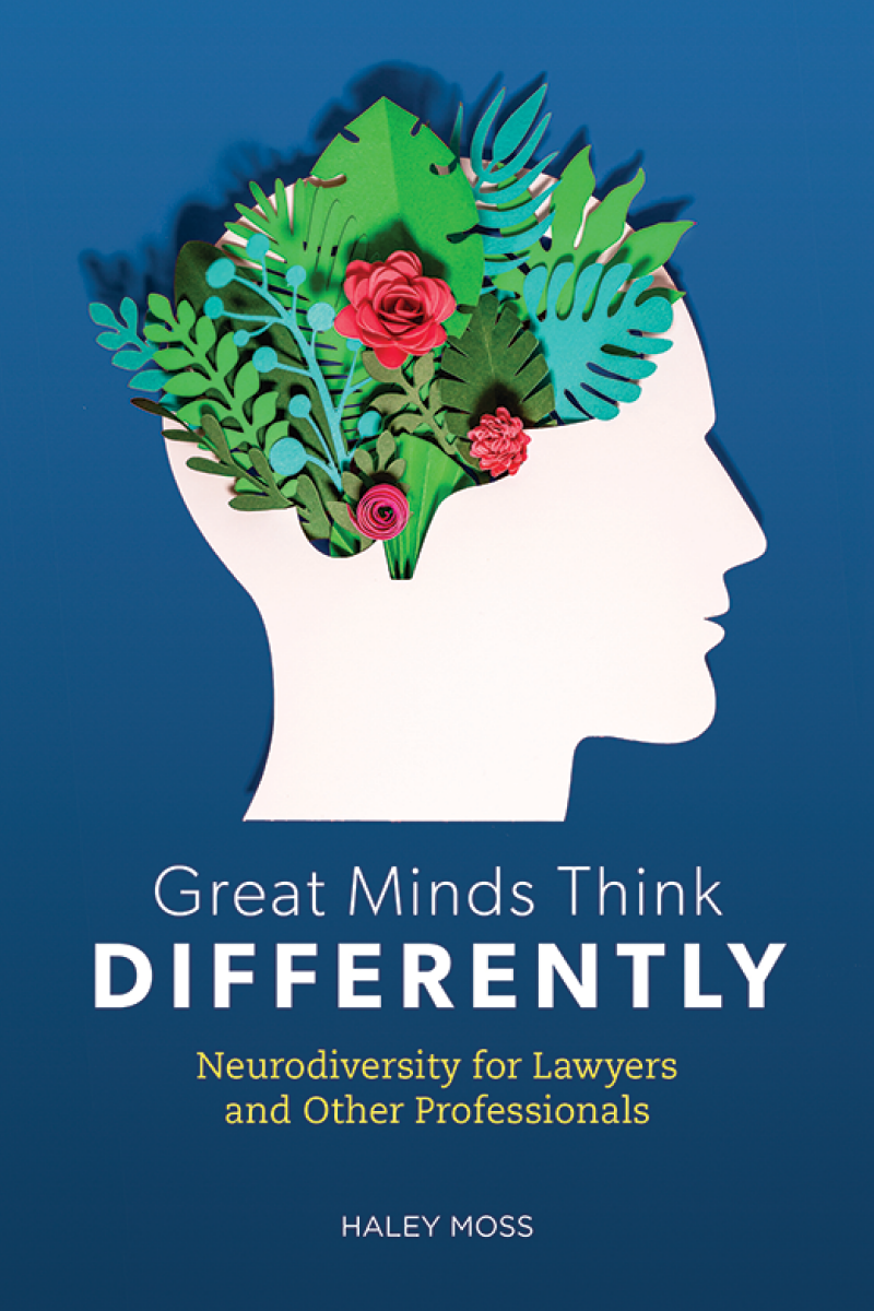 Great Minds Think Differently book cover