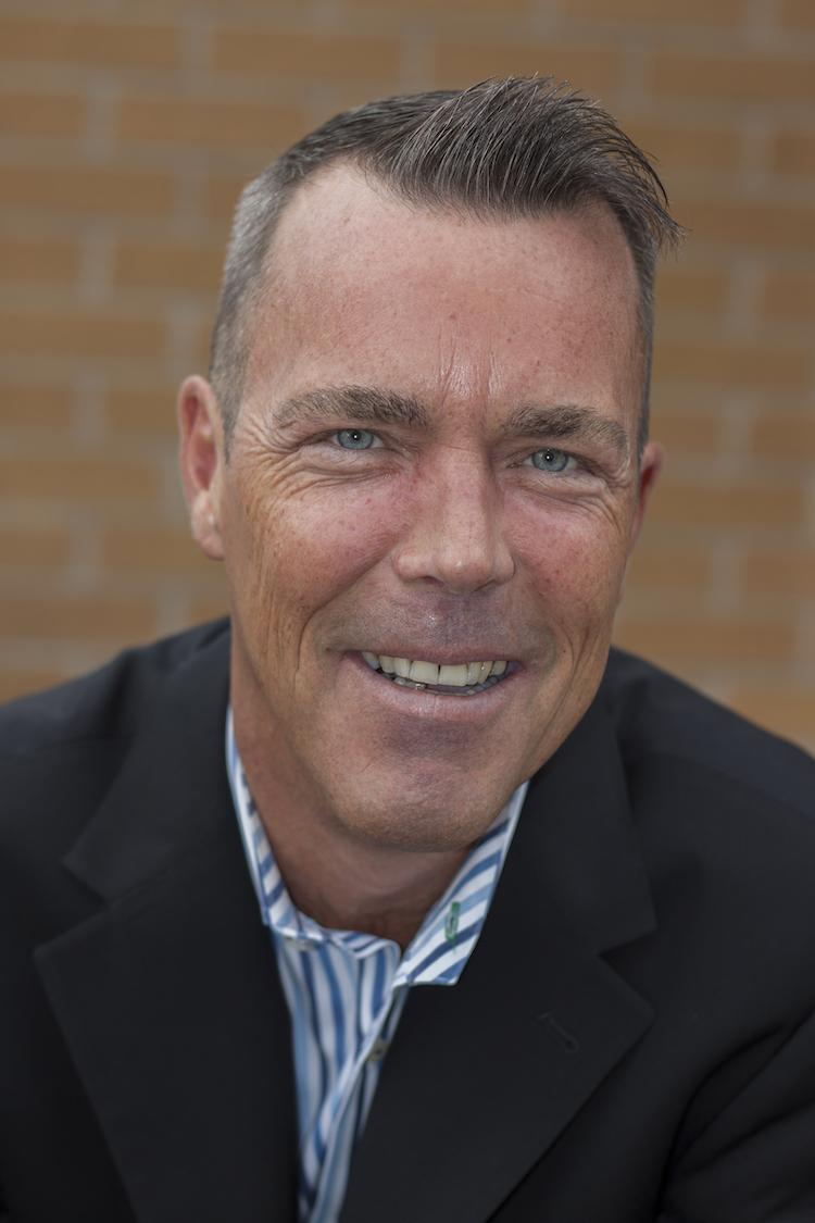Gary Mitchell headshot