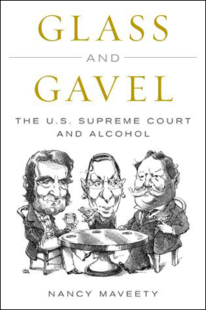 Glass and Gavel book cover
