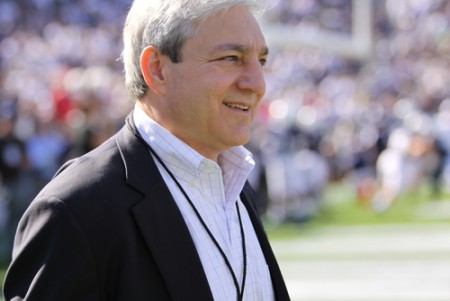 Former Penn State President Is Convicted