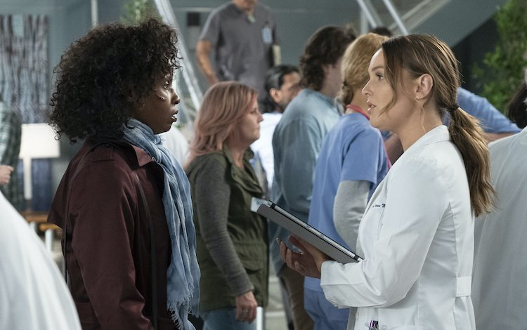 Greys Anatomy Episode 15x19 publicity still