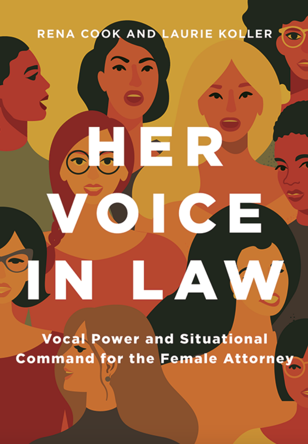 Her Voice Through Law book cover