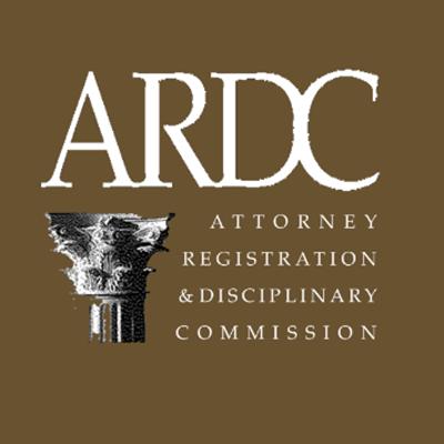 Illinois ARDC logo.