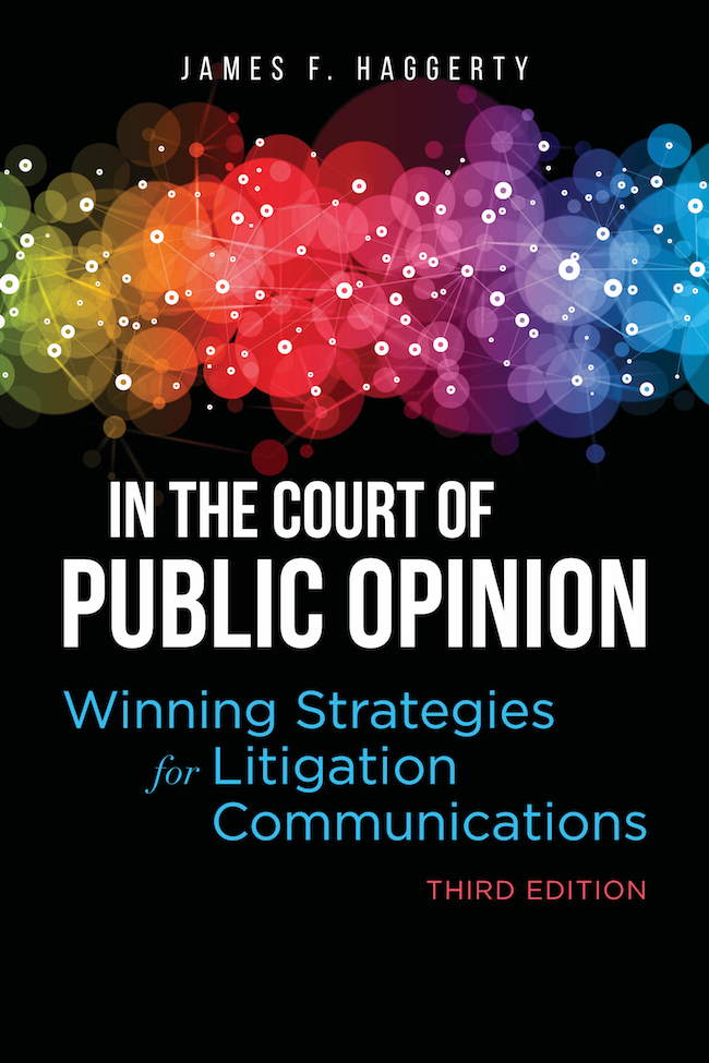 In the Court of Public Opinion book cover