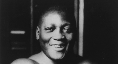 Trump, With Sylvester Stallone Alongside Him, Pardons Jack Johnson