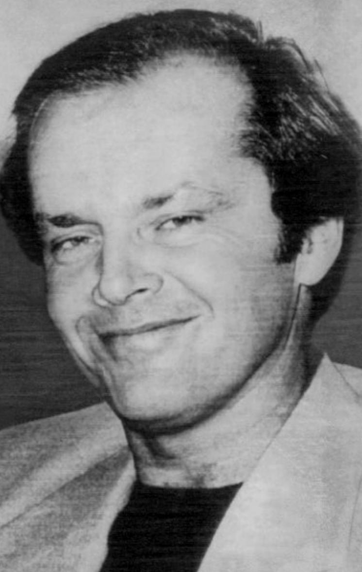 Jack Nicholson 1976