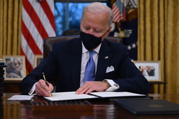 Joe Biden Getty Images