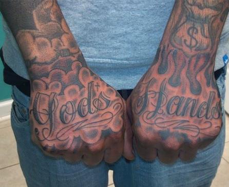 Josh McMillan tattoo photo